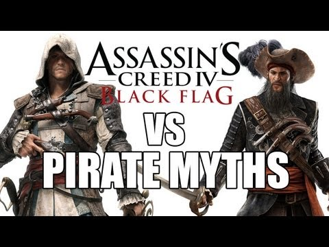 pirate - 7 Dumb Pirate Myths You Won't Find In Assassin's Creed 4: Black Flag: Pop culture has pirate cliches out the wazoo, but the reality of old timey pirates was ...