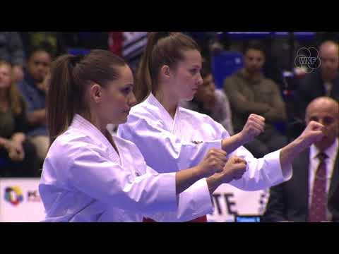 Top Karate Actions Of The Final Day Of Karate 1-Premier League Rotterdam
