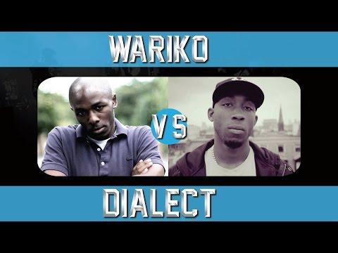 WARIKO VS DIALECT | GRIME CLASH #BARDEGA @CLASHMONEYUK @therealwariko @dialect1