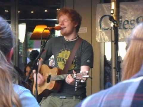 Ed Sheeran Drunk (Oake on the Water)