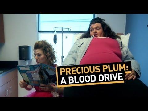 Precious Plum: A Blood Drive