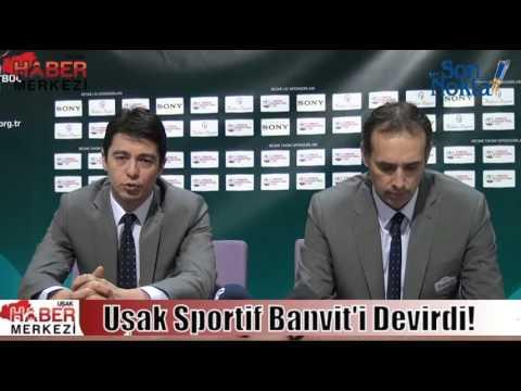 İnanç, Mücadele, Başarı; Uşak Sportif Banvit'i Devirdi!