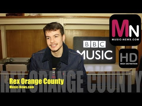 Rex Orange County I Interview I Music-News.com