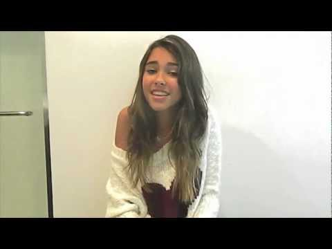Tekst piosenki Madison Beer - Catch Me (Demi Lovato cover) po polsku