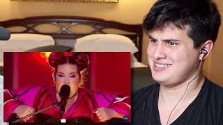 "Video Vocal Coach Reaction to Eurovision Winner Netta ""Toy"" MP3, 3GP, MP4, WEBM, AVI, FLV September 2018"