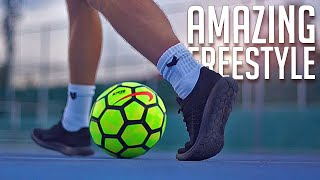 """Subscribe To """"freekickerz"""" member """"Luca"""": http://bit.ly/iSoccerTV Today we have a Holiday Freestyle Video of our member Luca..."""