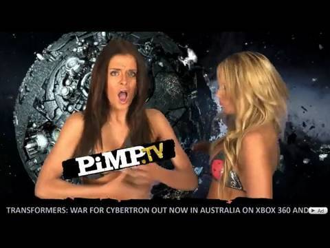 PiMP NAUGHTOBOTS vs SEDUCTICONS Daily Dose 25/6: War for Cybertron Singleplayer, ...