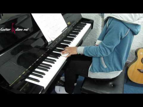 Hoc Dem Hat 2 in 1 cung Hieuacoustic - Con Duong Mau Xanh (Piano)