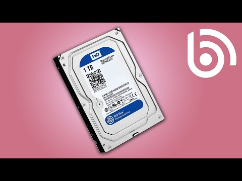 WD Blue Hard Drive introduction