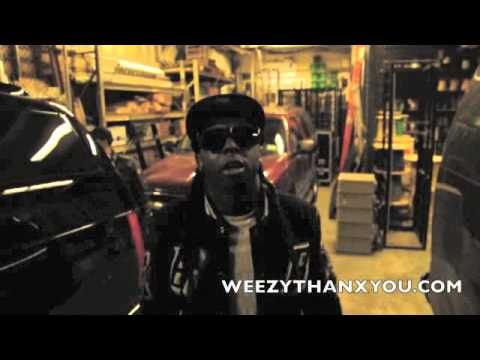 Weezy's Christmas Message