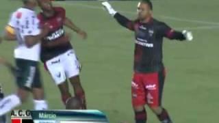 Atlético-GO 3 x 1 Coritiba FC - Brasileirão 2011   31/08/2011