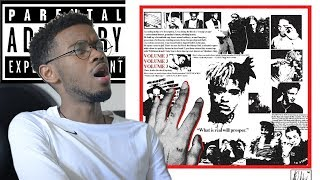 XXXTENTACION - MEMBERS ONLY VOL 3 First REACTION/REVIEW