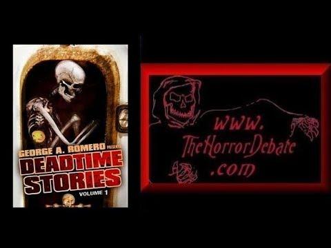 The Horror Debate: Movie Review - Deadtime Stories, V.1 (2009)