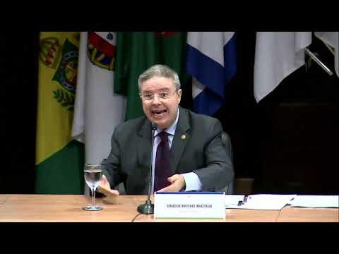 Desburocratização – Palestra no Conselho da Justiça Federal – Antonio Anastasia