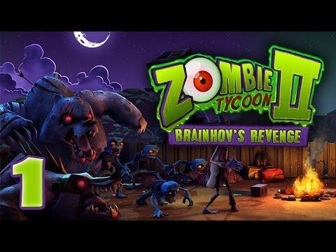 Прохождение Zombie Tycoon 2: Brainhov's Revenge - #1