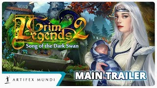 Видео Grim Legends 2: Song of the Dark Swan