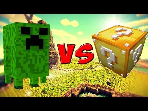 CREEPER GORDÃO VS. LUCKY BLOCK (MINECRAFT LUCKY BLOCK CHALLENGE)