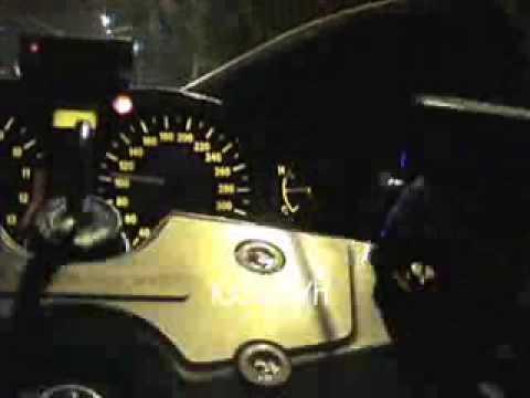 Hayabusa Turbo a 340Km/h