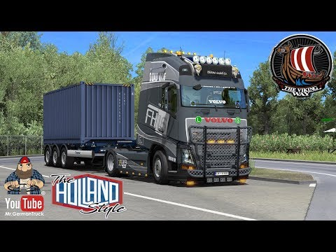 Volvo FH16 Model 2013 By Ohaha 1.34