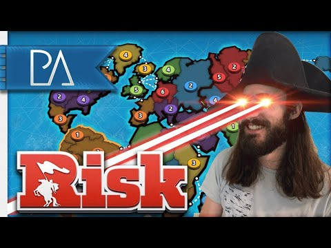 I AM THE MASTER OF RISK! NO ONE CAN STOP ME - RISK: Global Domination Gameplay - Free to Play