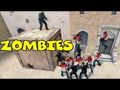 counter strike:source - Decided to play some cs:s with my buddies and this was the funny outcome. If you guys want more let me know in the comments below! Couldn't stop playing this...