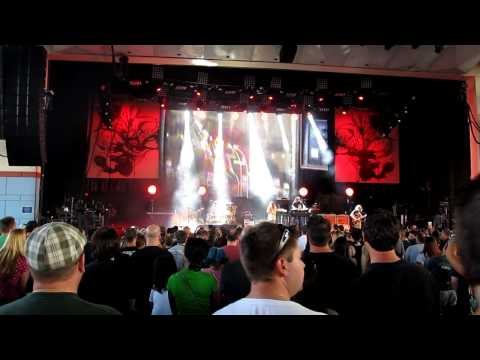 Megalomaniac LIVE @ Riverbend Music Center