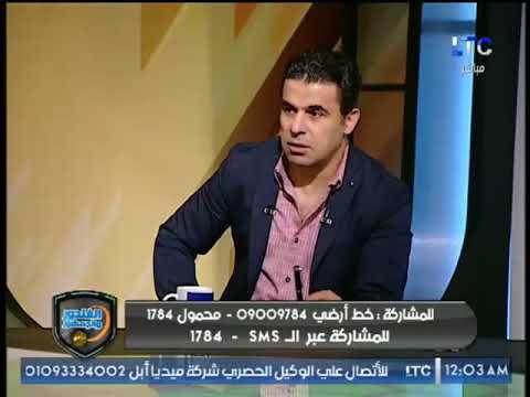 شاهد ذهول وصدمة حازم امام مع خالد الغندور من استبعاد هانى العتال من الانتخابات