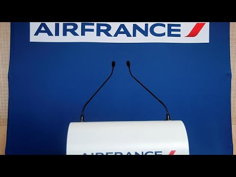 Χρηματιστηριακό «χαστούκι» για την Air France