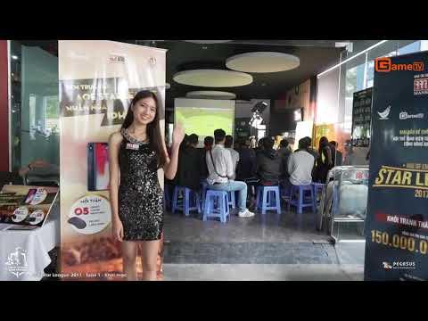 Những khoảnh khắc đẹp khai màn AoE Star League 2017