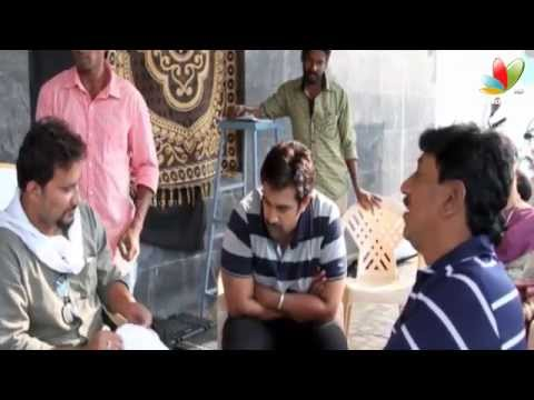 Rudra Tandava Movie Making On Location | Chiranjeevi Sarja | Latest Kannada Movie