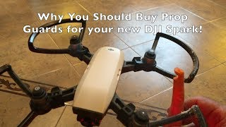 "DJI Introduced the new ""Spark"" compact camera drone on May 24th. One tech blogger mentioned that the small props can't hurt you - which we think is an inaccurate statement.  Watch this vid and order the prop guards (the $699 total pkg is the best deal anyway). Check the channel often for new videos!Please see our full written article (with video links) at: http://wp.me/p25InU-1XGn  (note - we continually add to and update our articles.Order your Spark at: http://bit.ly/2qTWBrzFacebook: https://www.facebook.com/droneflyers/Twitter: https://twitter.com/bestquads?lang=enFull Droneflyers.com blog at http://www.droneflyers.com"