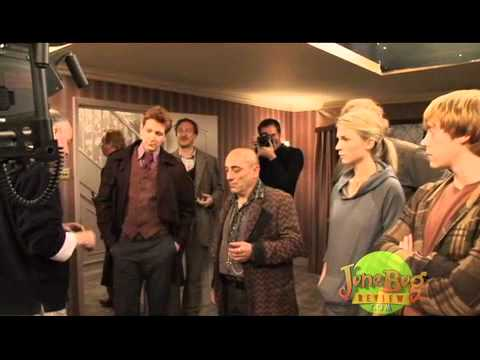 Harry Potter and the Deathly Hallows: Part 1 Behind The Scenes