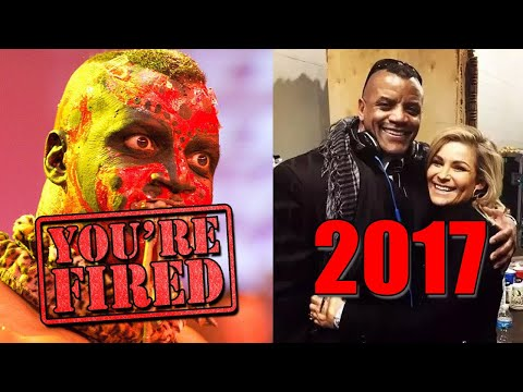 10 Recently WWE Wrestlers RELEASED OR FIRED in 2009: Where Are They Now in 2017