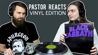 "Download Lagu Pastor Rob Reacts // Black Sabbath ""After Forever"" on VINYL // Lyrical Analysis and Reaction Video Mp3"