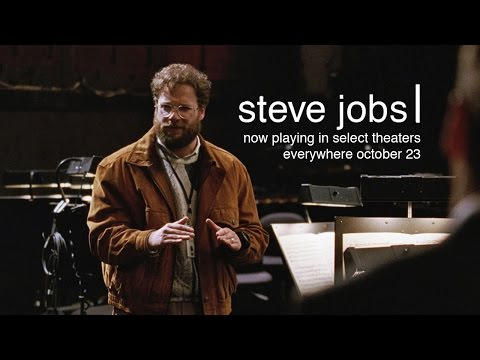 Steve Jobs Clip  Woz Asks Steve What He Does
