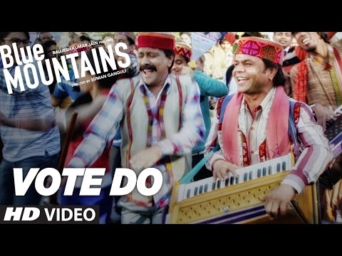 Vote Do Video Song Blue Mountains