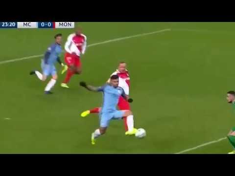 Manchester City vs Monaco 5  - 3 All Goals & Highlights 22/02/2017