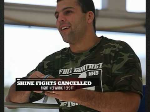 Shine Fights Mayorga vs Din Recap - Cancellation Info