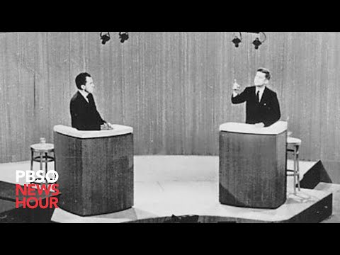Kennedy vs. Nixon: The fourth 1960 presidential debate