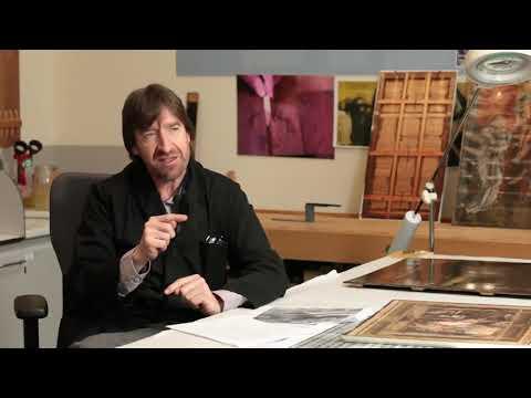 """VÍDEO: Proceso de restauración de """"El triunfo de la Eucaristía"""""""