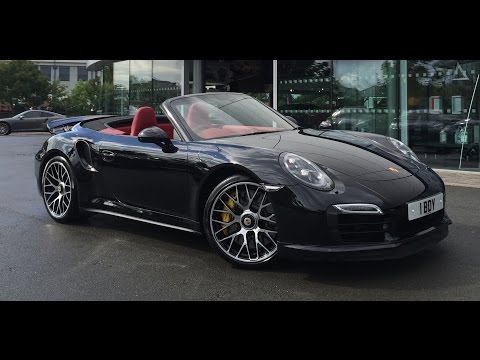 vlog 86: picking up my new car (porsche 911 turbo s)
