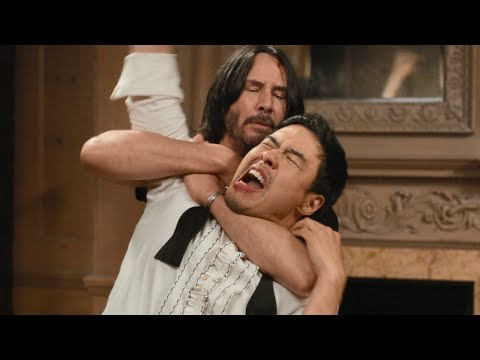 Always Be My Maybe / Fight With Keanu Reeves Scene