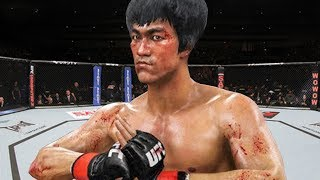 Video Hätte Bruce Lee Eine Chance Gegen Moderne MMA Kämpfer? MP3, 3GP, MP4, WEBM, AVI, FLV Oktober 2018