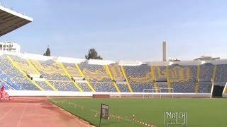 كاميرا مدي1تيفي تزور مركب محمد الخامس في حلته الجديدة