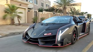 Video The Unicorn of Hypercars - Lamborghini Veneno! MP3, 3GP, MP4, WEBM, AVI, FLV Juli 2019
