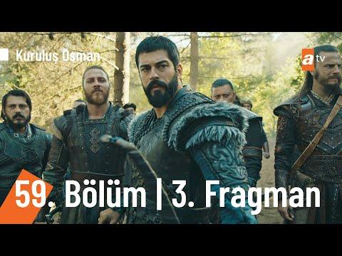 Kuruluş Osman 59. Bölüm 3. Fragmanı