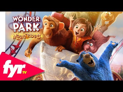 Wonder Park: Magic Rides - App Review