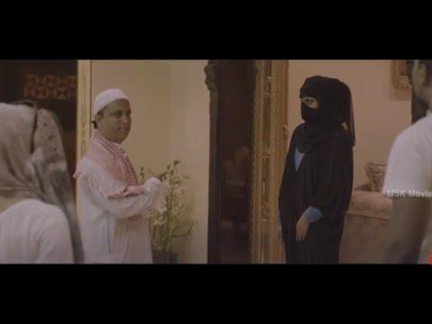 Gokulnath & His Team Goes To Devil's House At Dubai - Aaaah (2014) Tamil Horror Movie Scenes