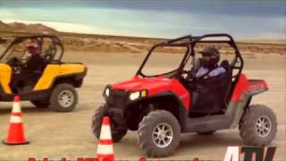 7. ATV Television - Polaris RZR S vs Can Am Commander 1000