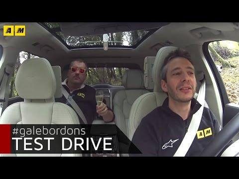 Sbocciare nel fango? Sì può, con Volvo XC90 Twin Engine | Test Drive #AMboxing